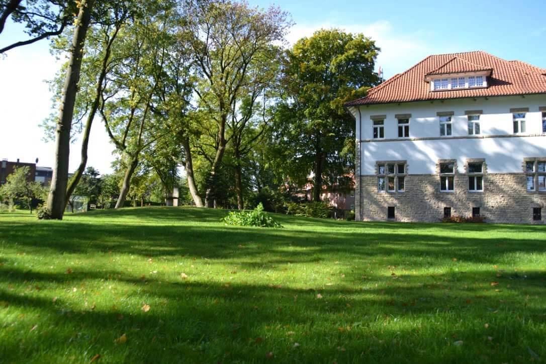Hundehege Metelen Landschafts- und Gartenbau - Münsterland